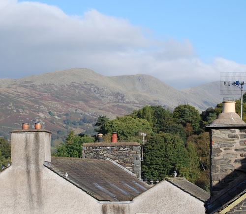 Ambleside weather, 26 Sept
