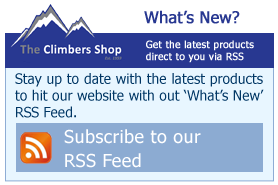 Subscribe to our RSS feed and be the first to hear about out new products.