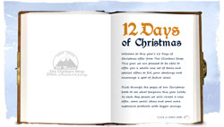 12 Days Of Christmas Promo