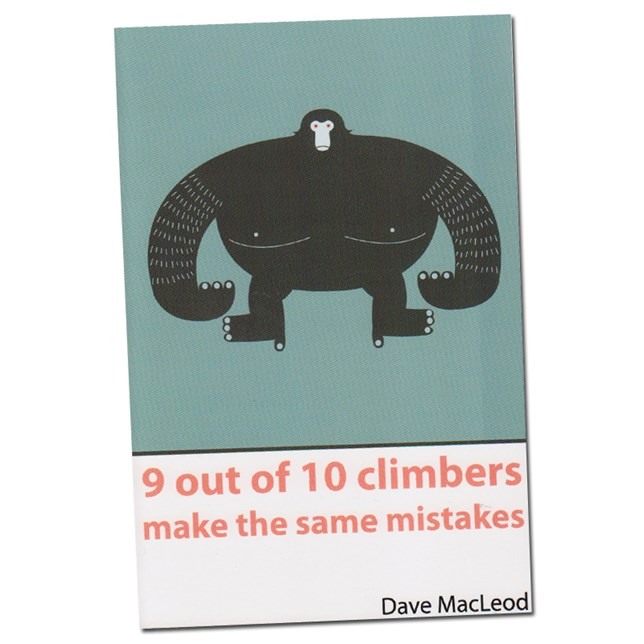 9 out of 10 Climbers - Dave McLeod