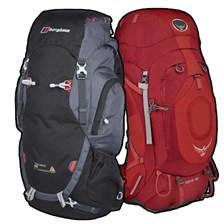 Expedition and Trekking Packs