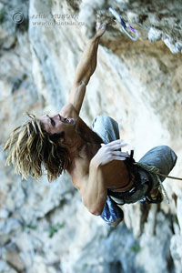 Chris Sharma At Kendal Mountain Festival