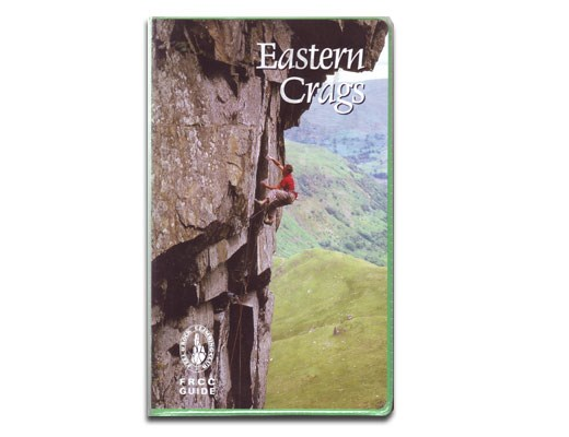 FRCC Eastern Crags Climbing Guide
