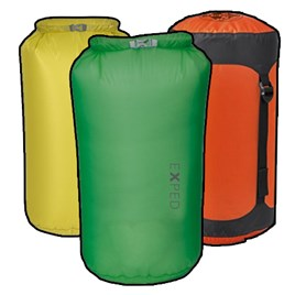 Liners, Stuff Sacks and Dry Bags