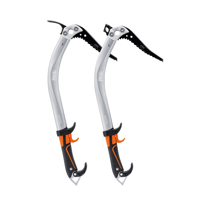 Petzl Quark Axe/Hammer Pair Deal