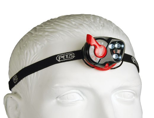 Petzl-e-Lite-head