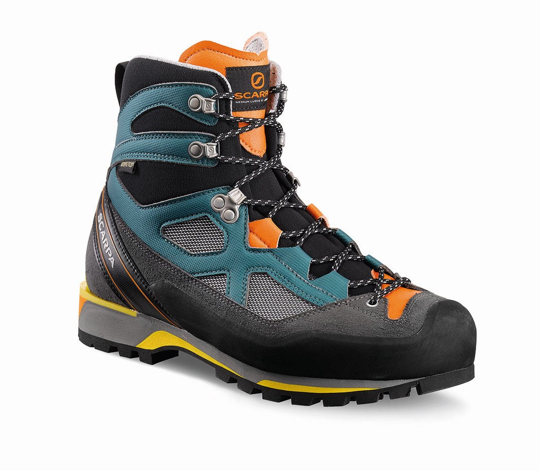scarpa rebel lite mountaineering boots. Black Bedroom Furniture Sets. Home Design Ideas