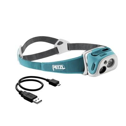 Petzl Tikka R Plus Headtorch - Turquoise