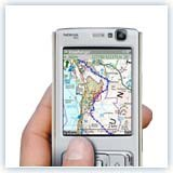 ViewRanger Smartphone GPS Card - Lake District