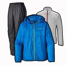 Windproof Clothing