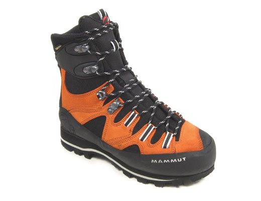 Mammut Meridian GTX Mountaineering Boots Review