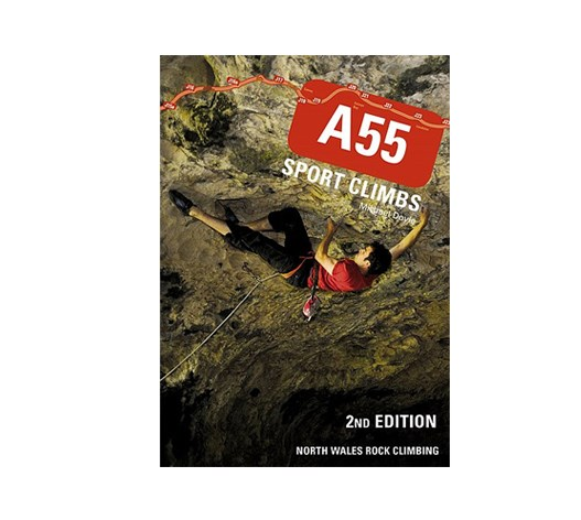 A55 Sports Climbs - North Wales Rock Climbing