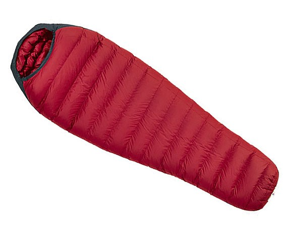 Western Mountaineering Apache MicroFiber Down Sleeping Bag