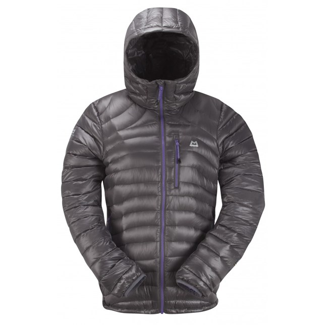 Mountain Equipment Womens Arete Hooded Jacket
