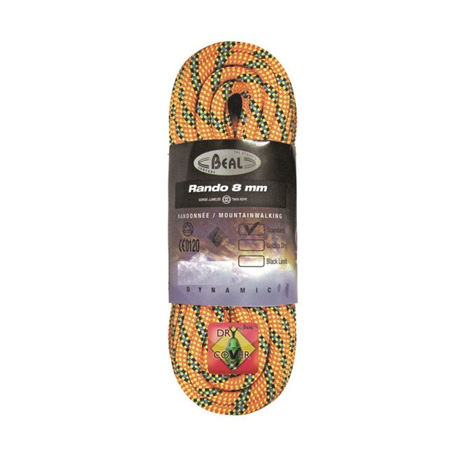 Beal 8mm Rando 30m Confidence Rope