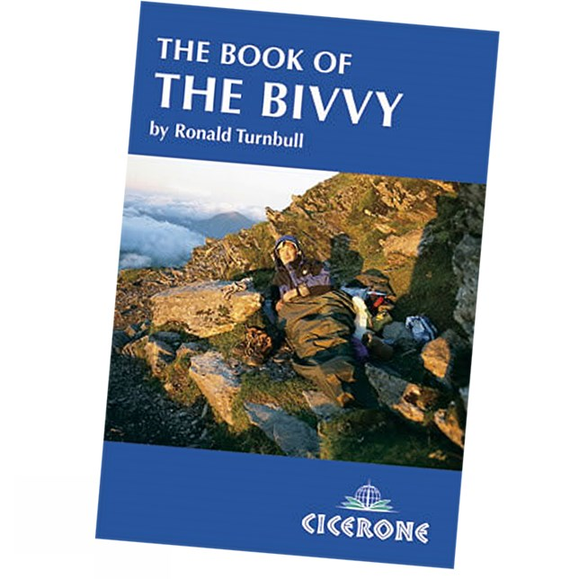 Book of the Bivvy - Cicerone