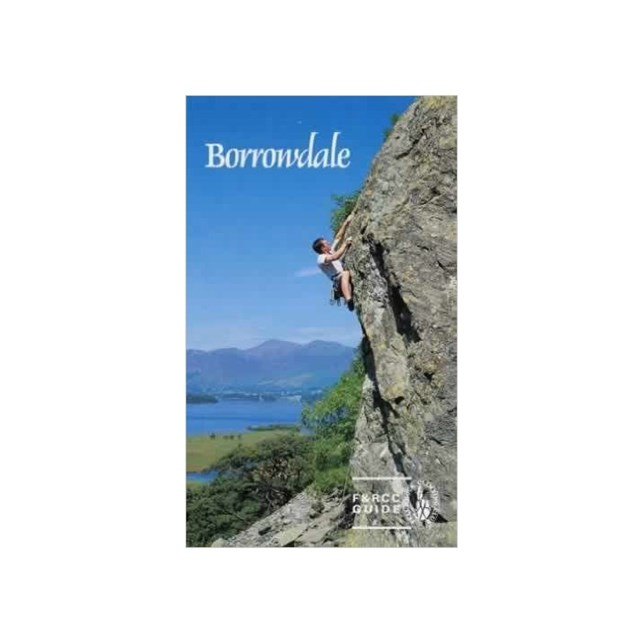 FRCC Borrowdale Climbing Guide