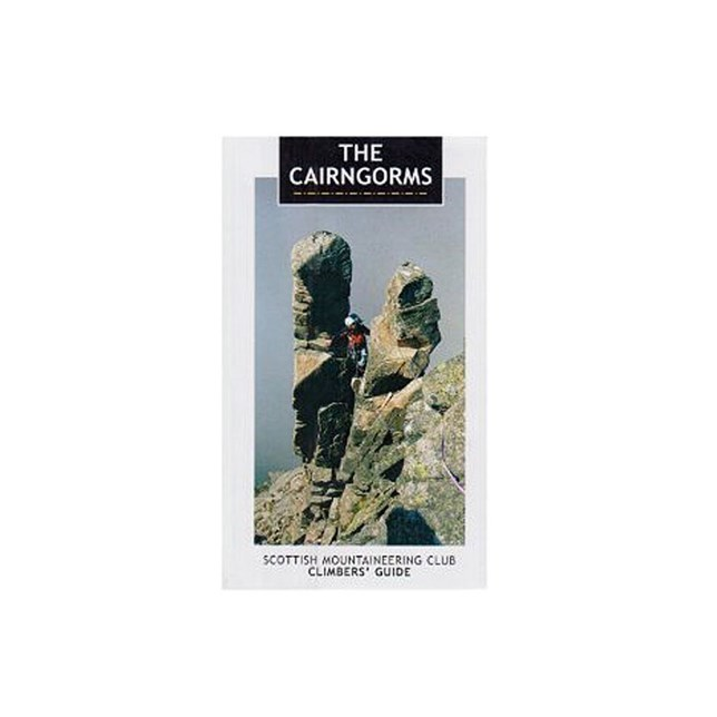 SMC The Cairngorms Climbers Guide