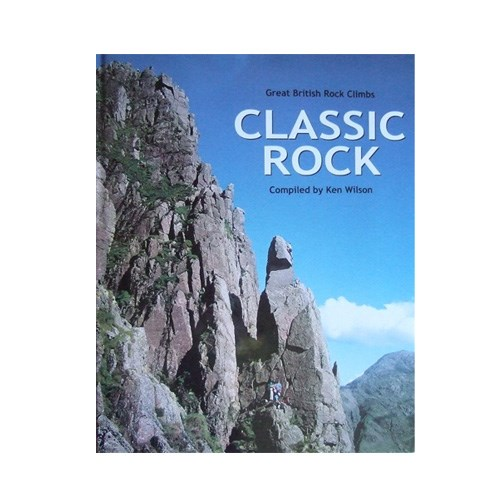 Classic Rock - Great British Rock Climbs