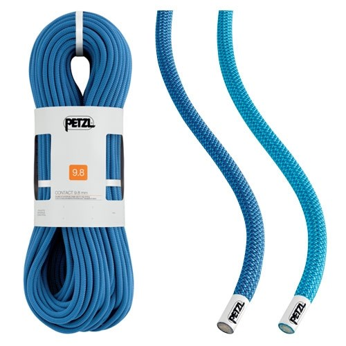 Petzl Contact 9.8mm x 60m Single Rope