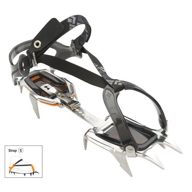 Black Diamond Contact Strap ABS Crampon