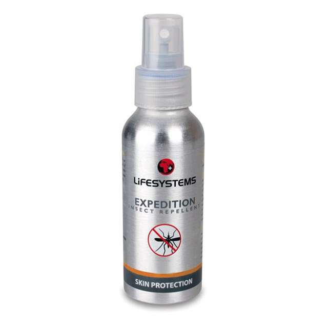 Lifesystems Expedition Sensitive 100ml Insect Repellent Spray