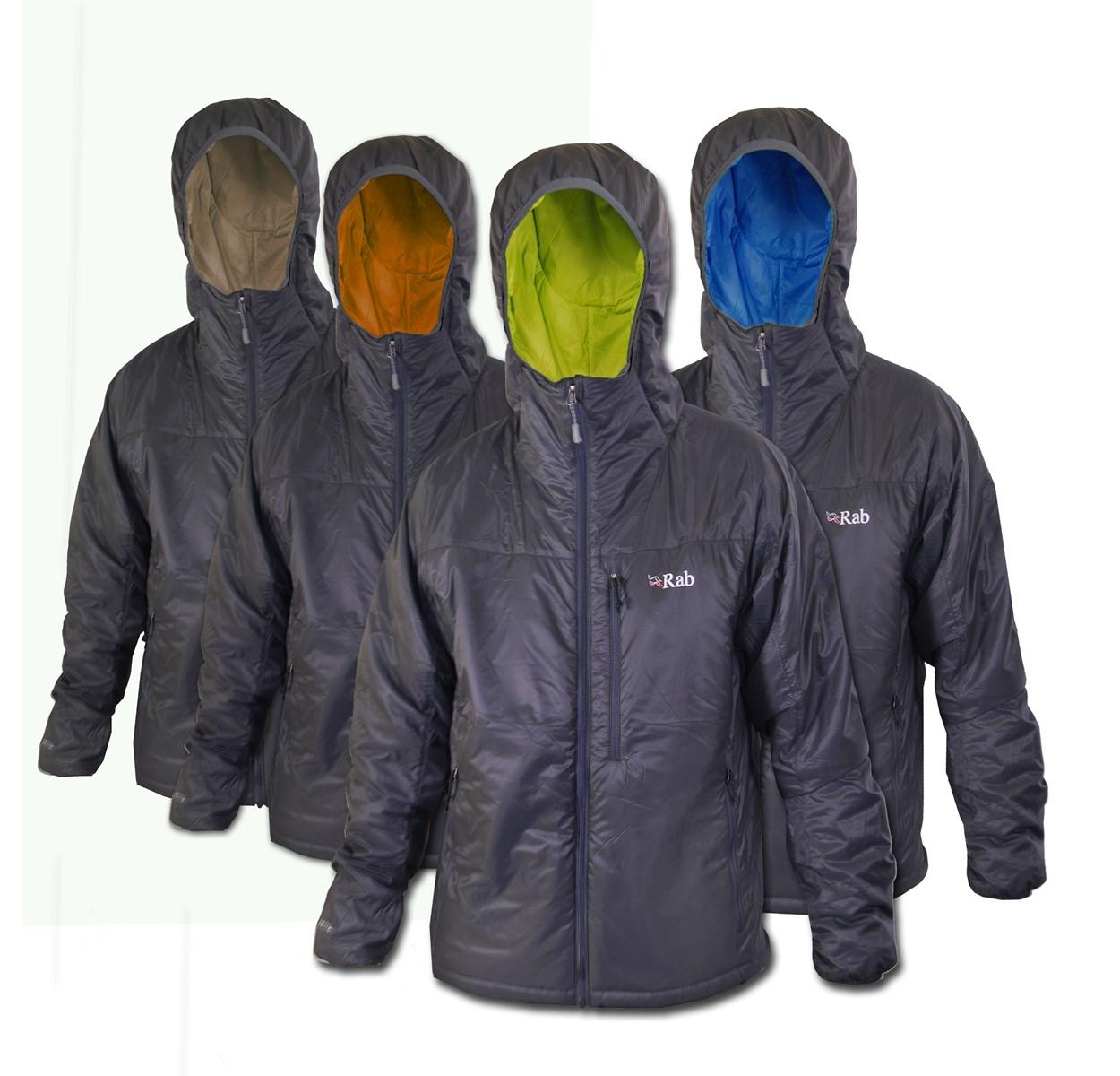 Rab womens generator jacket