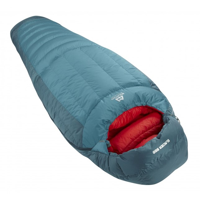 Mountain Equipment Womens Glacier 500 Down Sleeping Bag