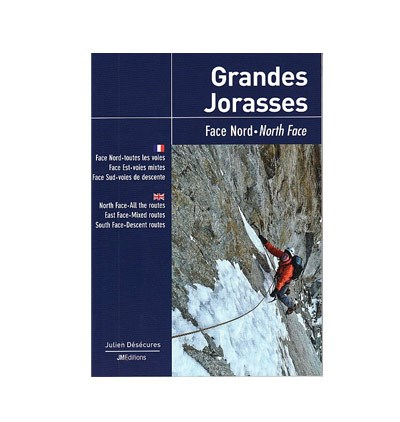 Grandes Jorasses: North Face Climbing Guide