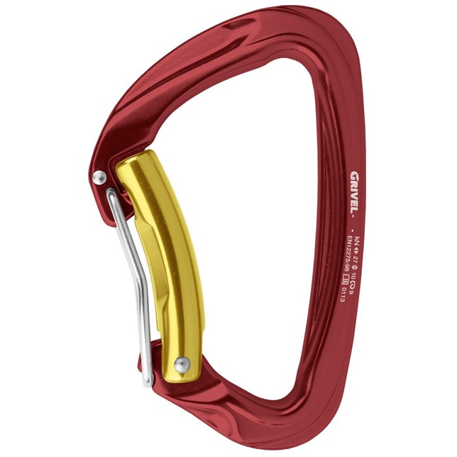 Grivel Sigma Twin Gate Carabiner