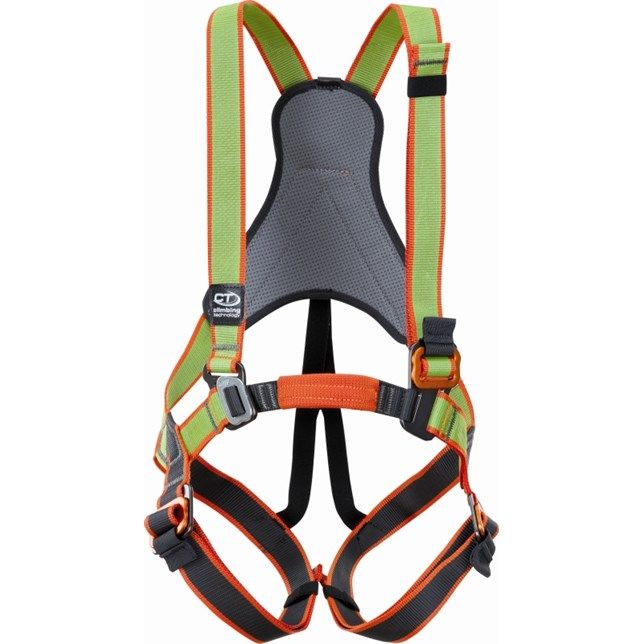 Climbing Technology Jungle Kids Full Body Harness