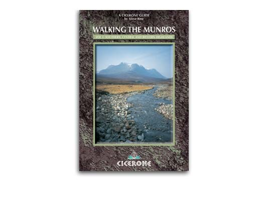 Walking the Munros Vol 1: South, Central and Western Highlands