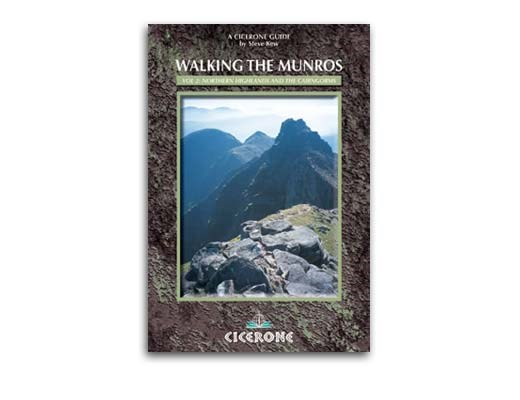 Walking the Munros Vol 2: Northern Highlands and Cairngorms
