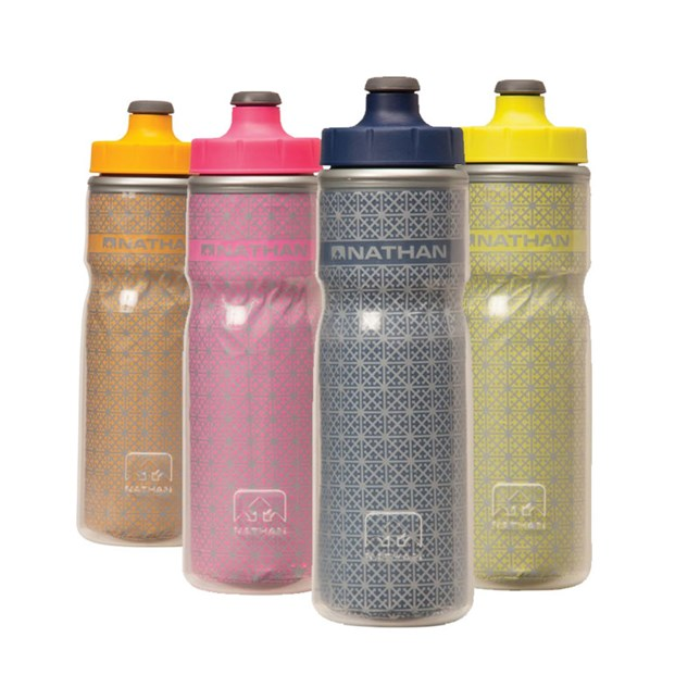 Nathan Fire and Ice Insulated Sport Bottle