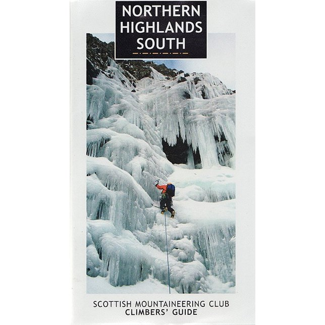 SMC Rock  and  Ice Climbs - Northern Highlands South