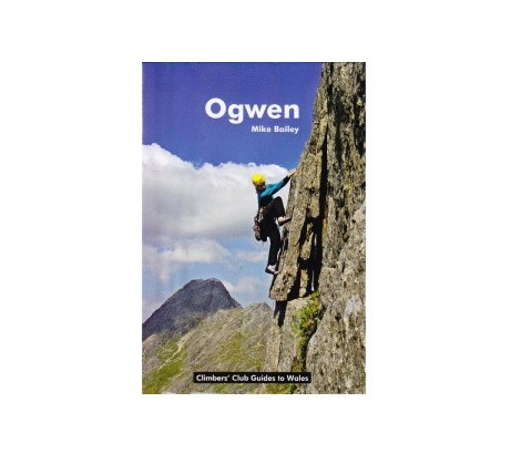 Ogwen - Climbers Club Guidebook