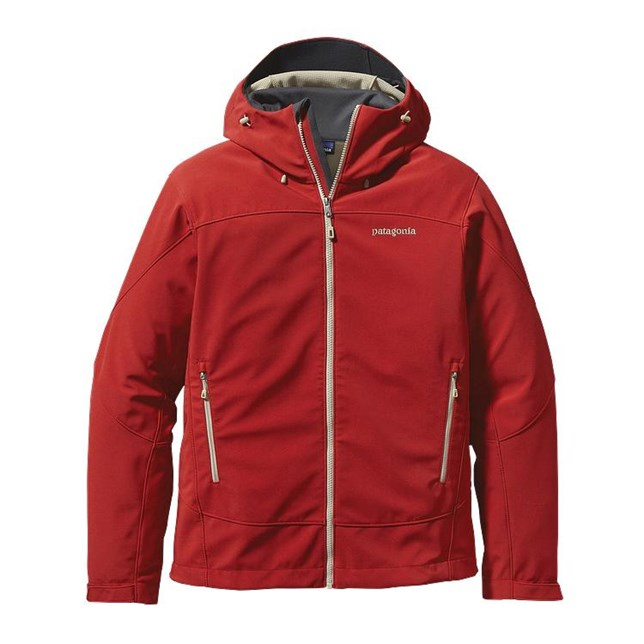 patagonia-adze-hoody-red
