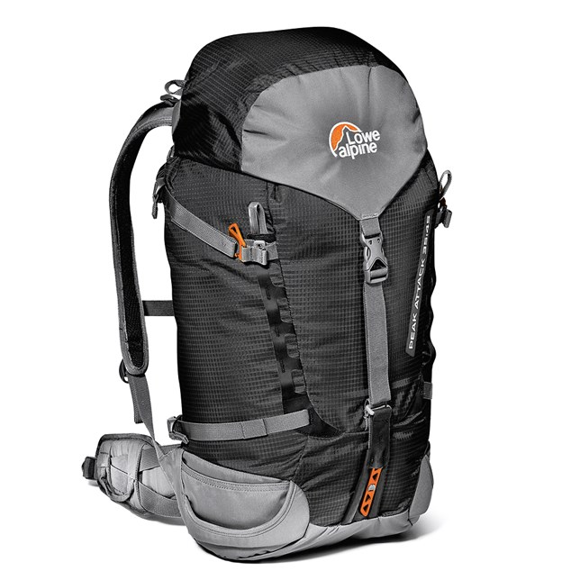 Lowe Alpine Peak Attack 35/45 Climbing Pack