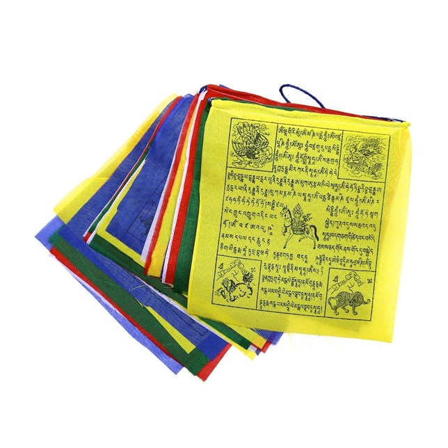 CAN Prayer Flags