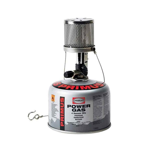 Primus Micron Gas Lantern with Steel Mesh