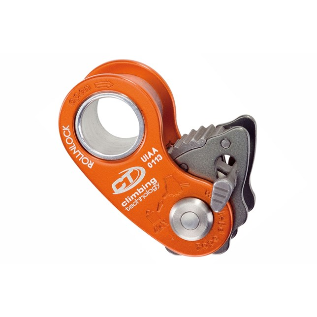 Climbing Technology RollNlock Pulley/ Rope Clamp