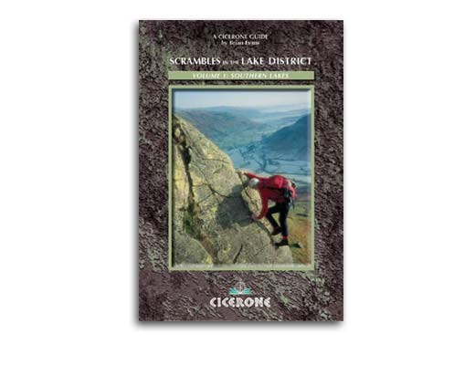 Scrambles in the Lake District - Vol 1: Southern Lakes