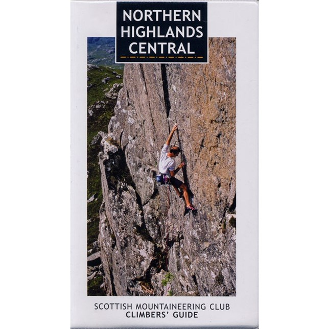 SMC Rock  and  Ice Climbs - Northern Highlands Central