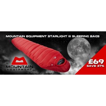 Mountain Equipment Starlight III Sleeping Bag