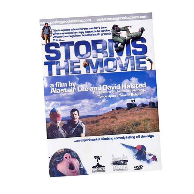Storms the Movie DVD