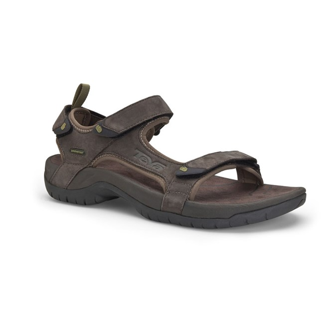 Teva Tanza Leather Sandal