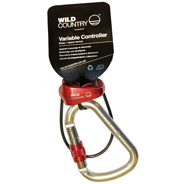 Wild Country Variable Controller Belay Set