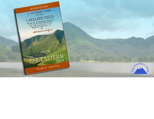 Wainwrights Pictorial Guide - Book 2: Far Eastern Fells
