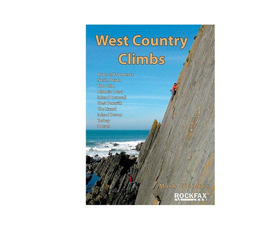 West Country Climbs - Rockfax Climbing Guide