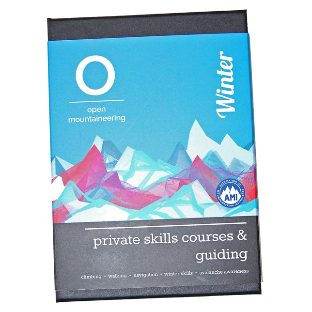 Open Mountaineering Winter Course